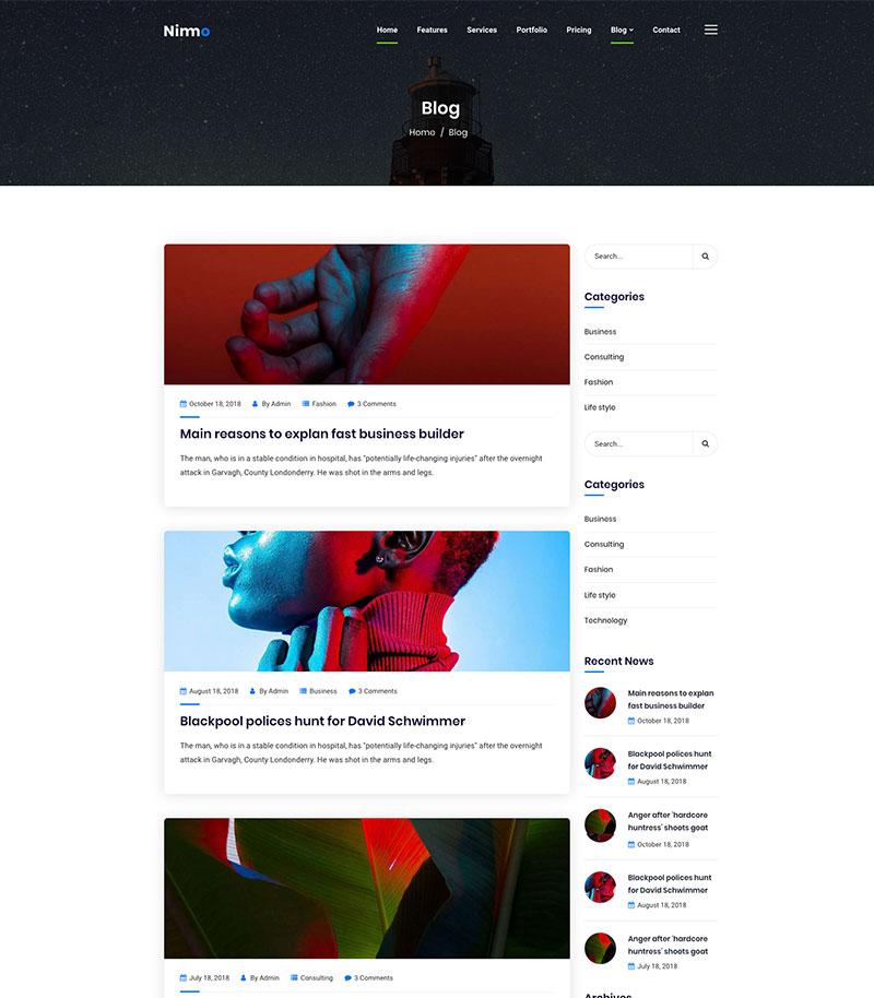 Blog Standard